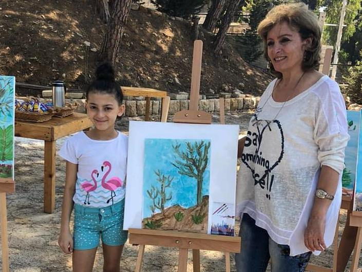 Art courses for children from the age of 12 to 14